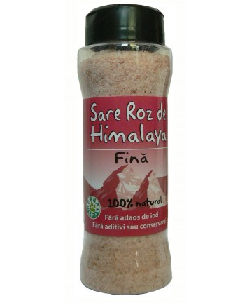 Sare Roz de Himalaya - Fină - 200g