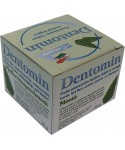 Dentomin - praf de dinti  -Menta