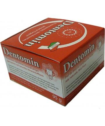 Dentomin simplu - praf de dinti nespumant