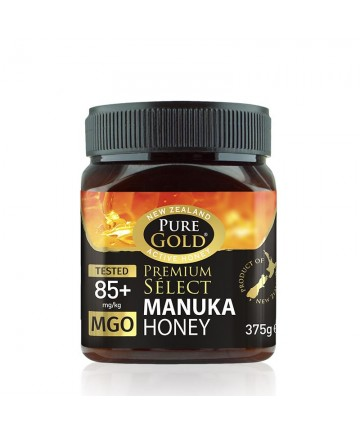 Miere Manuka Gold MGO 85+   375G