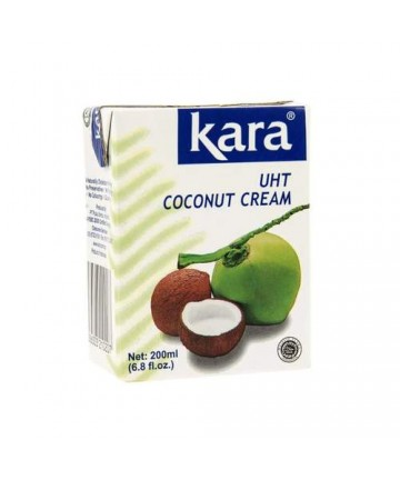 Crema de cocos UHT 200ml