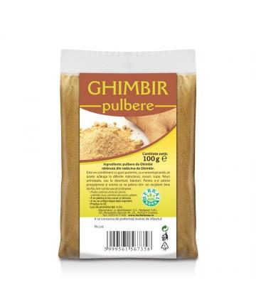 Ghimbir pulbere 100g