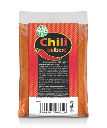 Chili pulbere - 100 g