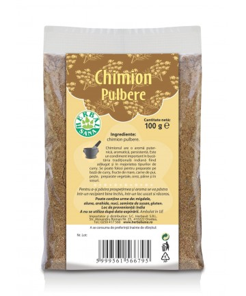 Chimen pulbere -100 g