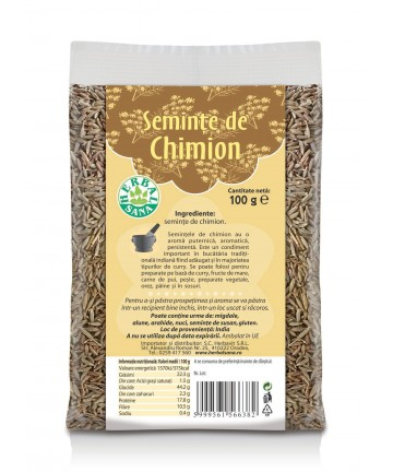 Chimion seminte – 100g