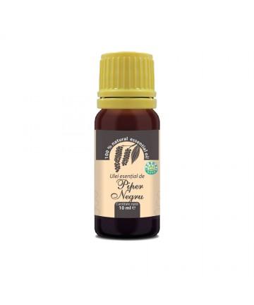Ulei esenţial de Piper Negru -10 ml