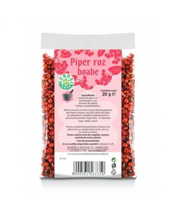 Piper roz - boabe