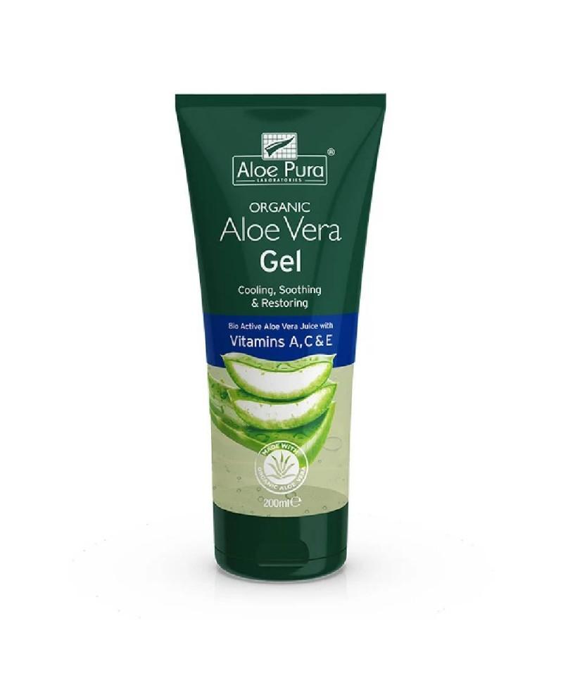 Gel Aloe Vera – cu Vit. A,C,E  -200 ml