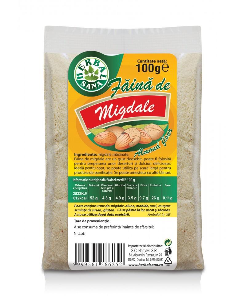 Faina de Migdale 100 g