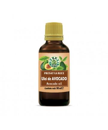 Ulei de Avocado - presat la rece 50 ml