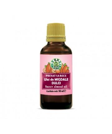 Ulei de Migdale dulci, presat la rece 50 ml