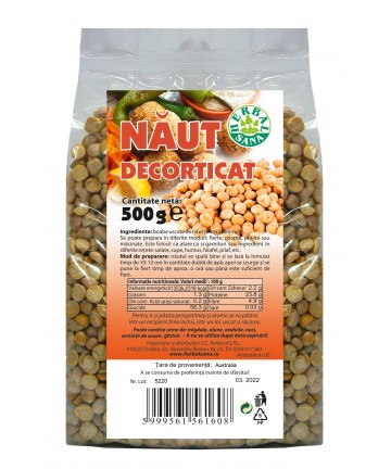 NĂUT decorticat -500g