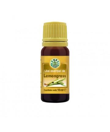 Ulei esenţial de Lemongrass -10  ml
