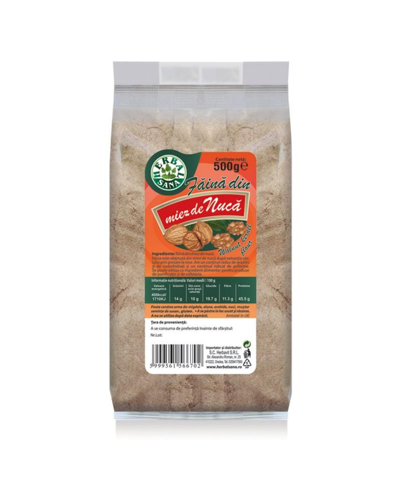 Făină din Miez de Nucă -500g