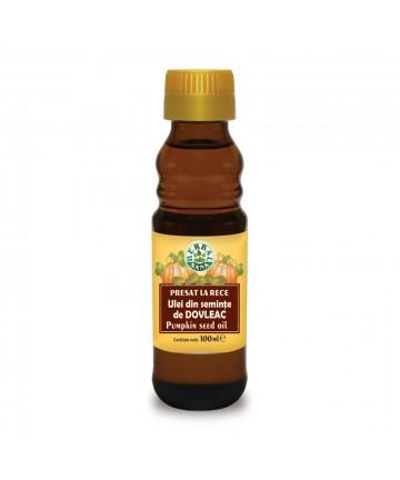 Ulei din seminte de dovleac - presat la rece 100 ml