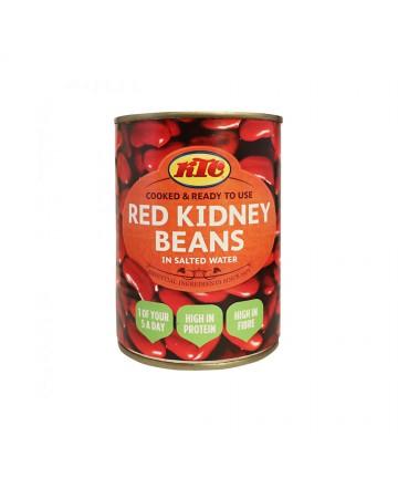 KTC Fasole rosie Kidney -conserva -400g
