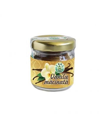 Vanilie macinata (aroma intensa) -10 g