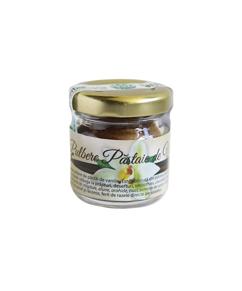 Pulbere  Păstaie de Vanilie - 10 g