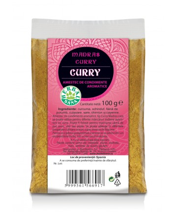 Curry Madras 100 g