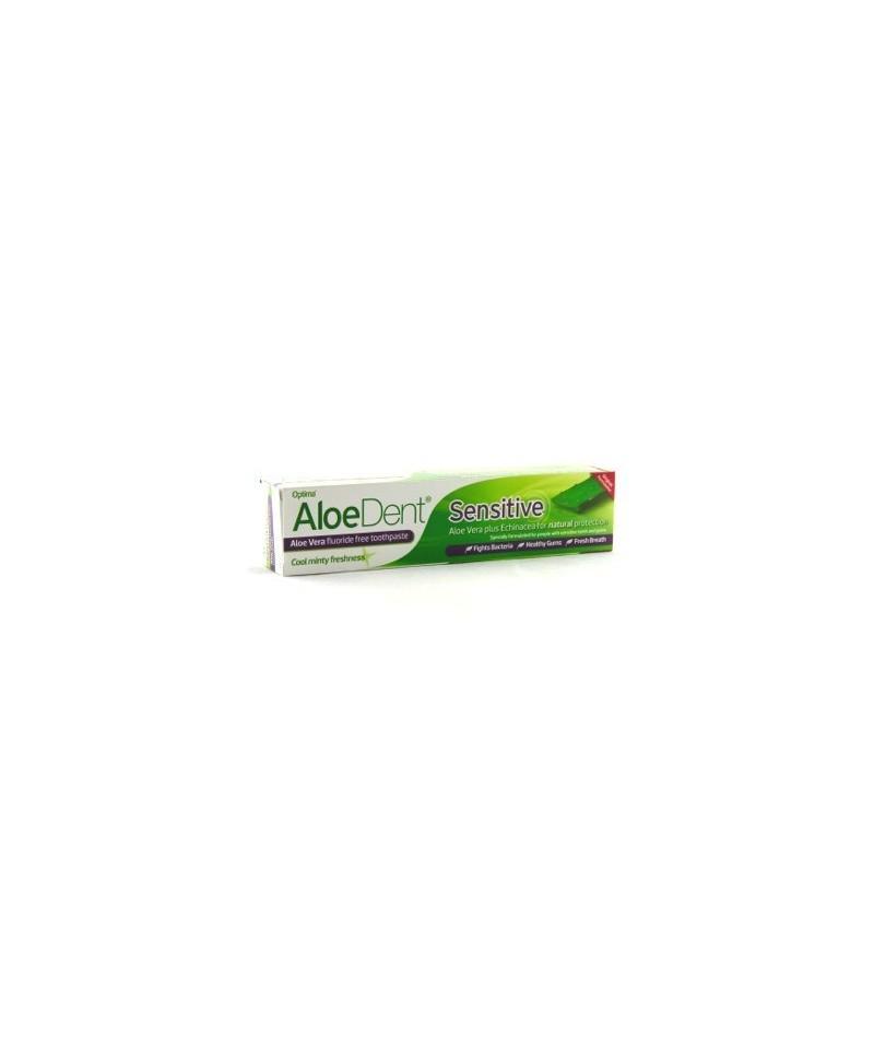 AloeDent-Pata de dinti Sensiteve -fara fluor