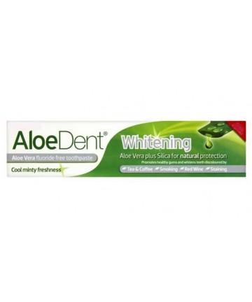 AloeDent-Pata de dinti Whitening-fara fluor