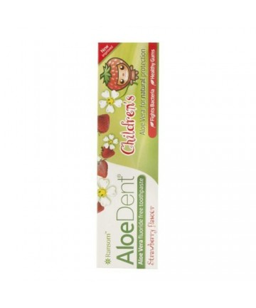 AloeDent-Pata de dinti pentru copii-fara fluor