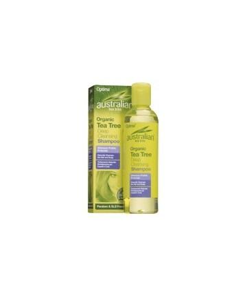 Şampon cu ulei din arbore de ceai