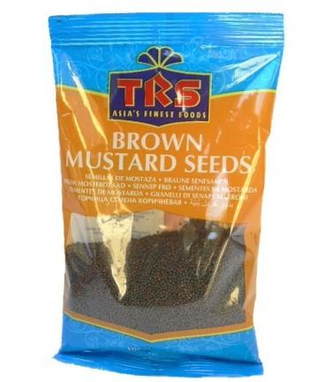 Mustar- boabe-brun/maro -100 g