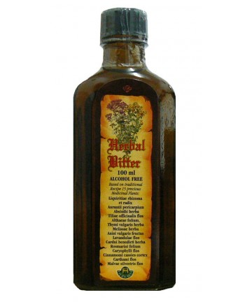 BITTER HERBAL - 100 ml