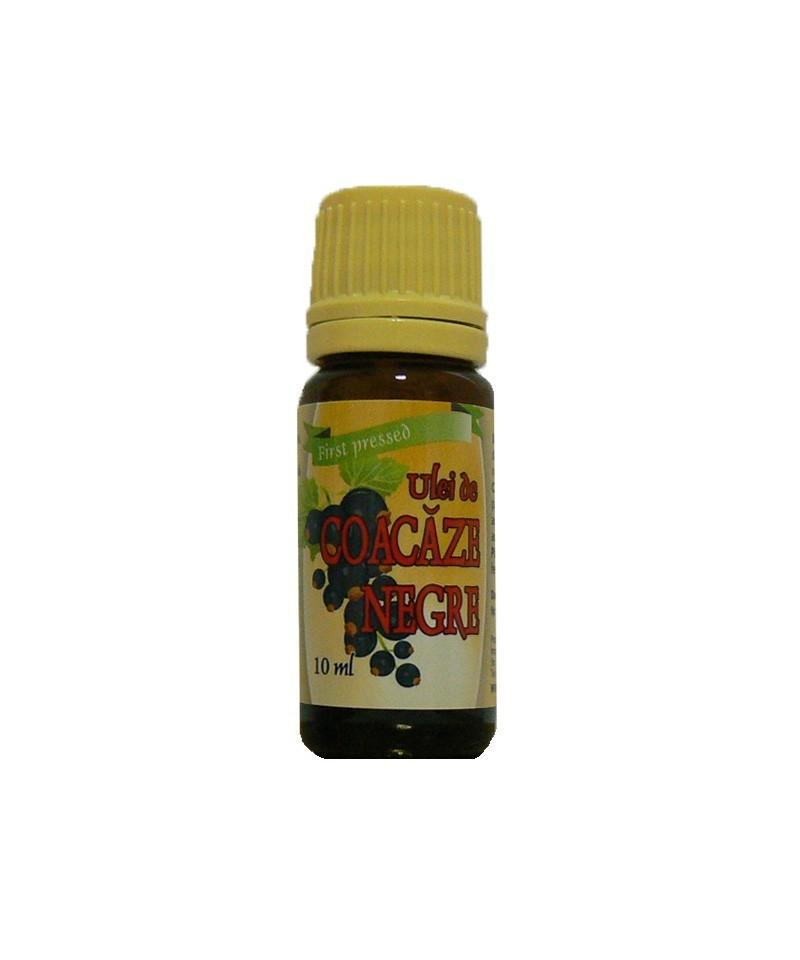 Ulei de Coacăze Negre 10 ml