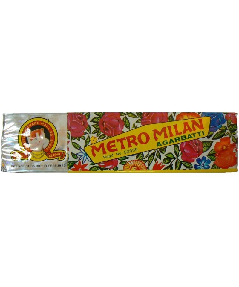 Betisoare parfumate – Metro  Milan