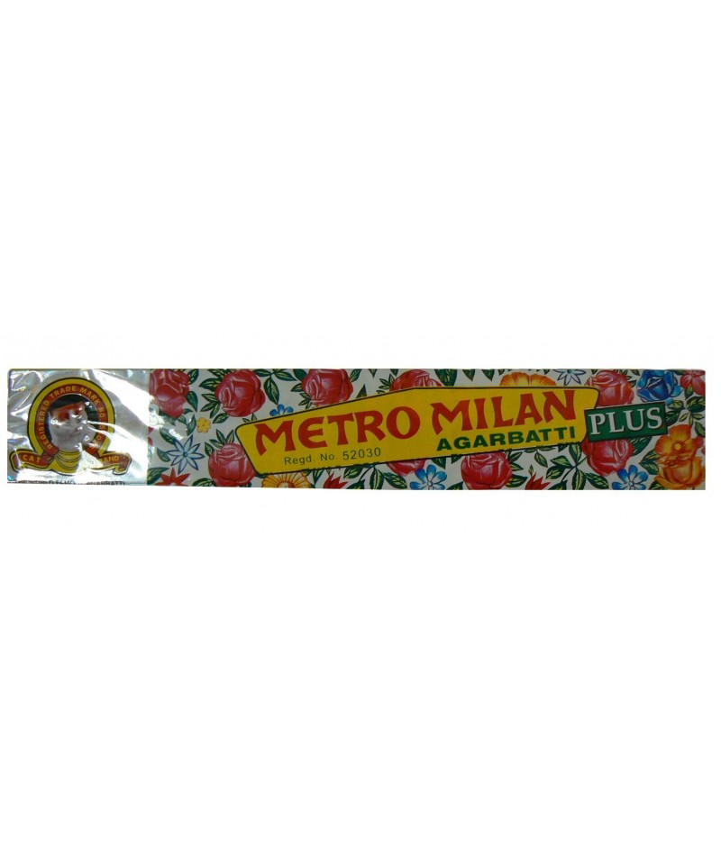 Betisoare parfumate – Metro  Milan Plus