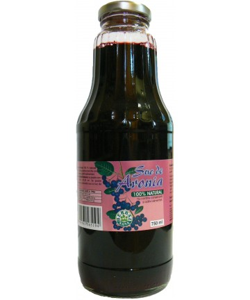 Suc de Aronia  750 ml