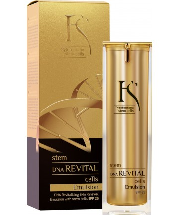 Stem Cells DNA Revital Emulsion – SPF 25- 30 ml